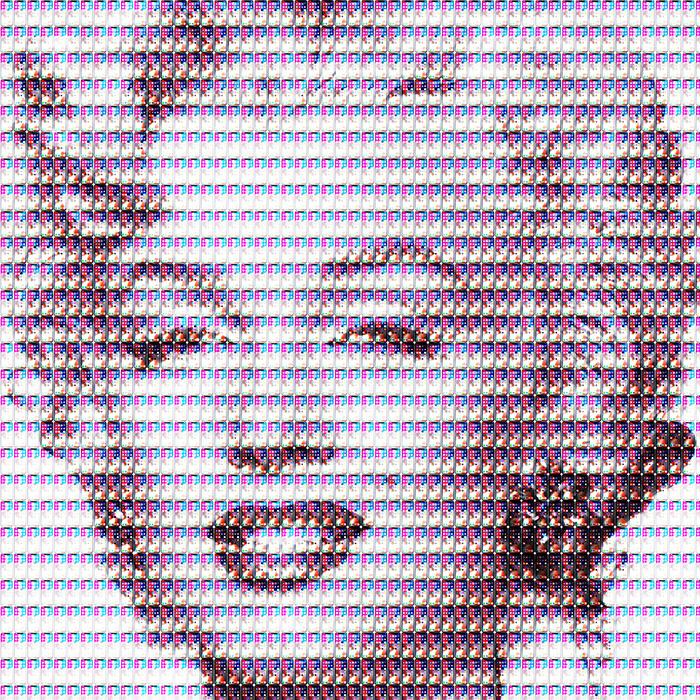 Produktbild Kunst Marilyn Monroe Kunsthus